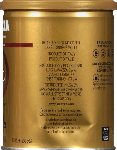 LavAzza Qualita Oro Perfect Symphony Ground Coffee Perspective: right