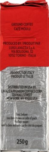 LavAzza Qualita Rossa Ground Coffee Perspective: right