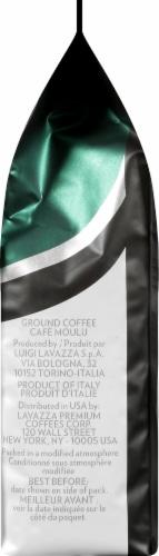 LavAzza Gran Selezione Dark Roast Ground Coffee Perspective: right