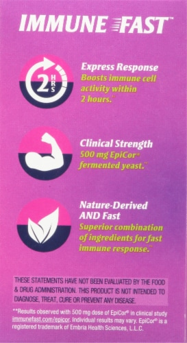 Zand® Naturals Sweet Elderberry Immune Fast Chewable Tablets Perspective: right