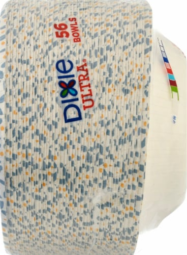 Dixie Ultra Ultimate Strength Paper Bowls Perspective: right