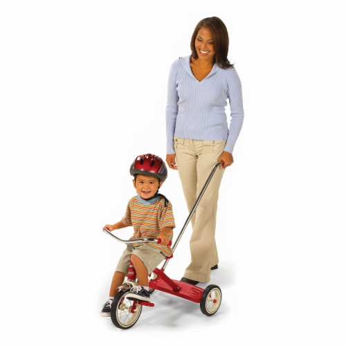 Radio Flyer Unisex 10 in. Dia. Tricycle Red - Case Of: 1; Perspective: right