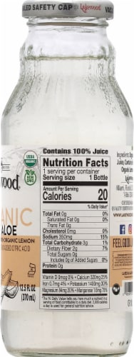 Lakewood Organic Pure Aloe Juice Perspective: right