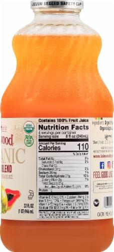 Lakewood Organic Papaya Juice Perspective: right