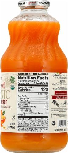 Lakewood Orange & Carrot Juice Perspective: right