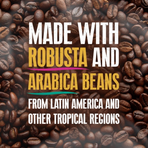 Yuban Traditional Medium Roast Ground Coffee Perspective: right