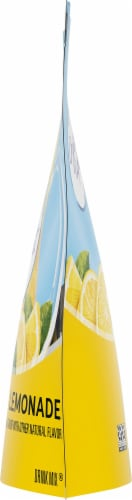 Crystal Light Lemonade Pitcher Packs Perspective: right