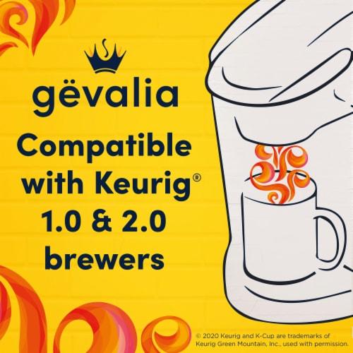 Gevalia Decaf Signature Blend Mild Roast Coffee K-Cup Pods Perspective: right