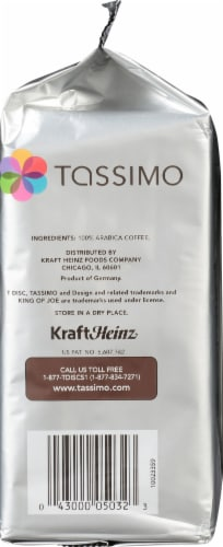 Tassimo King of Joe X-Bold Roast Espresso T Discs Perspective: right