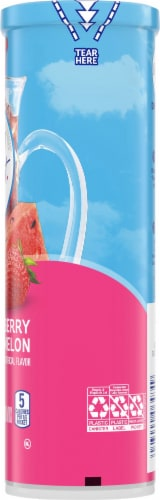 Crystal Light Strawberry Watermelon Drink Mix Perspective: right