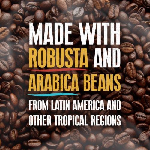 Yuban Dark Roast Ground Coffee Perspective: right