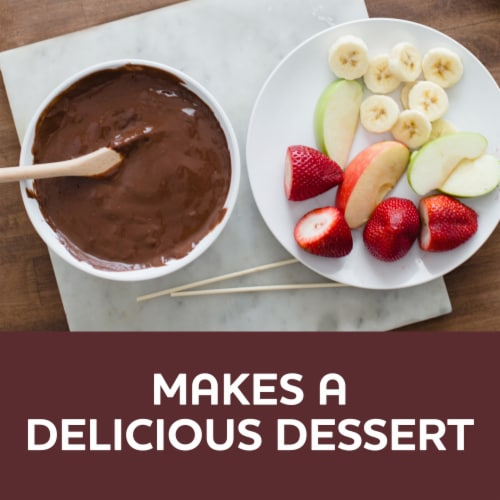 Jell-O Chocolate Instant Pudding & Pie Filling Perspective: right
