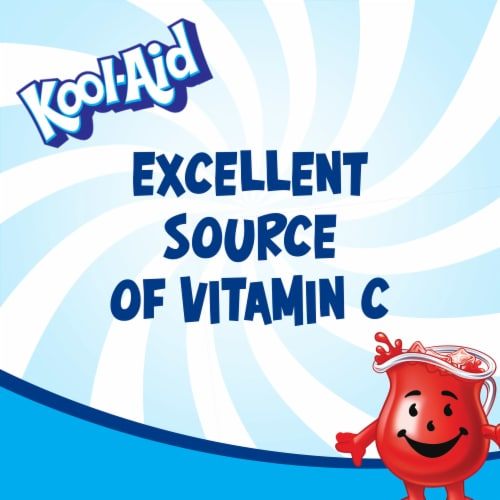 Kool-Aid Tropical Punch Powdered Drink Mix Perspective: right