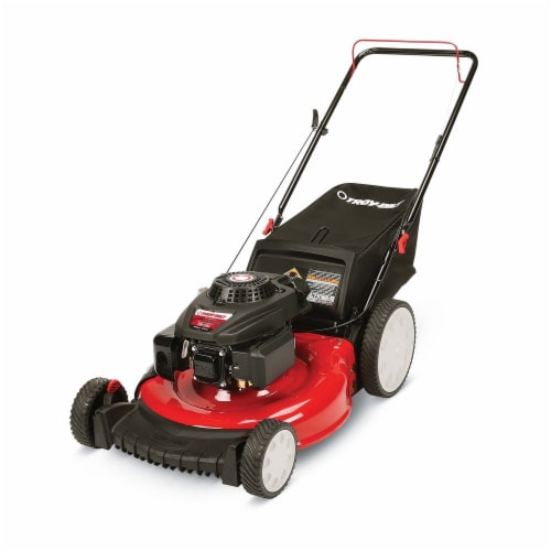 Troy-Bilt TB120 3-in-1 Mower Perspective: right