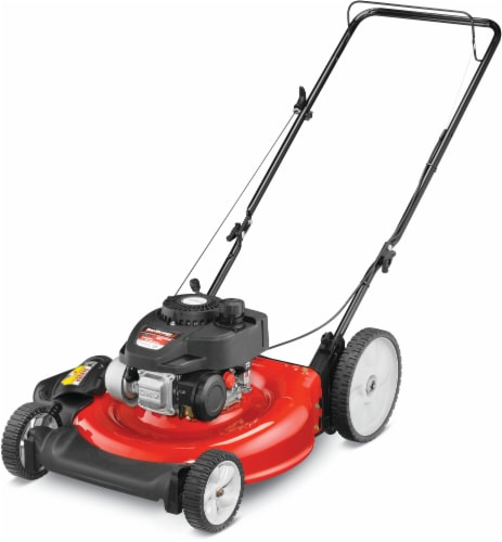 MTD Products 2-in-1 Hi-Wheel Push Mower Perspective: right
