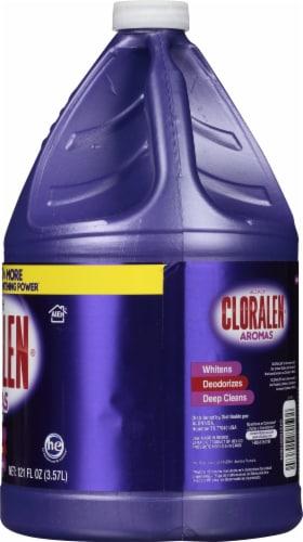 Cloralen Aromas Lavender Liquid Bleach Perspective: right