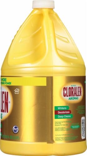 Choralen Lemon Fresh Bleach Perspective: right
