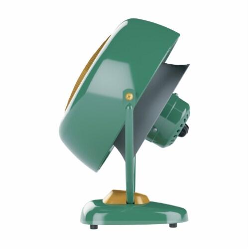 Vornado VFAN Vintage Air Circulator Fan - Green Perspective: right