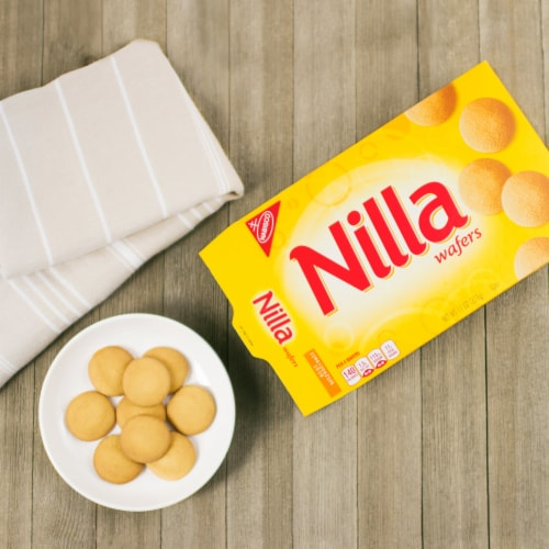 Nilla Wafer Cookies Perspective: right