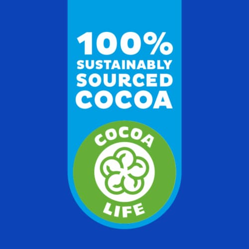 Oreo Mint Creme Chocolate Sandwich Cookies Perspective: right