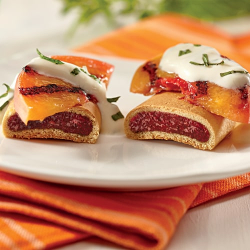 Newtons Strawberry Fruit Chewy Cookies Perspective: right