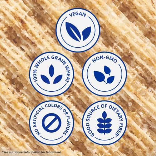 Triscuit Organic Thin Crisps Original Crackers Perspective: right