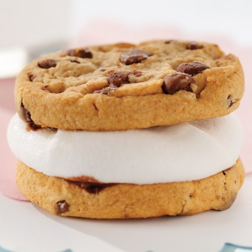 Chips Ahoy! Chewy Cookies Party Size Perspective: right