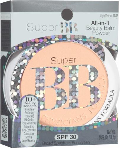 Physicians Formula Light/Medium 7836 Super BB All-in-1 Powder Perspective: right