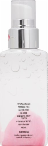 Physicians Formula Rose Take the Day Away Cleanser Perspective: right