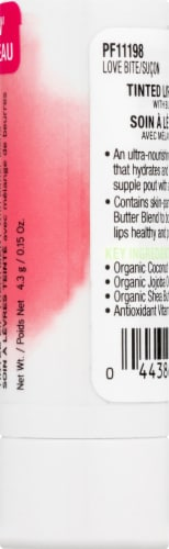 Physicians Formula Organic Wear Love Bite Tinted Lip Treatment Perspective: right