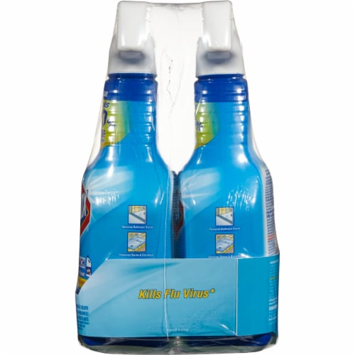 Clorox Clean-Up Fresh Scent All Purpose Cleaner with Bleach Value Pack Perspective: right