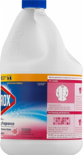 Clorox Fresh Meadow Scented Bleach Perspective: right