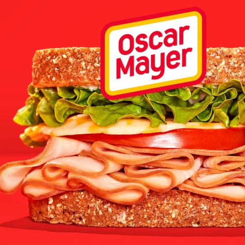 Oscar Mayer Deli Fresh Honey Smoked Turkey Breast Perspective: right