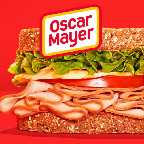 Oscar Mayer Premium Shaved Smoked Turkey Breast Perspective: right