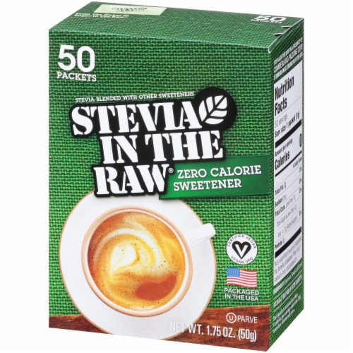Stevia In The Raw Zero Calorie Sweetener Perspective: right