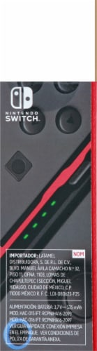 Nintendo Switch™ Gray Joy-Con (L/R) Controller Perspective: right
