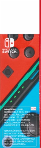 Nintendo Switch Joy-Con (L/R) Controller - Neon Red/Neon Blue Perspective: right
