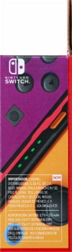 Purple/Orange Joycon Perspective: right