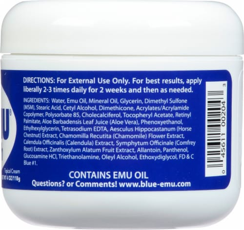 Blue-Emu Original Super Strength Topical Cream Perspective: right