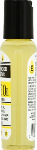 Hollywood Beauty Vitamin E Hair and Skin Oil Perspective: right