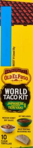 Old El Paso Japanese Inspired Teriyaki World Taco Dinner Kit Perspective: right