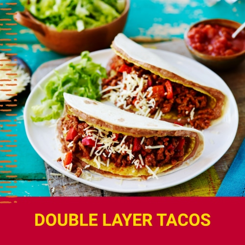 Old El Paso Gluten-Free Crunchy Taco Shells Perspective: right