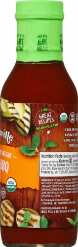 Organicville Tangy BBQ Sauce Perspective: right