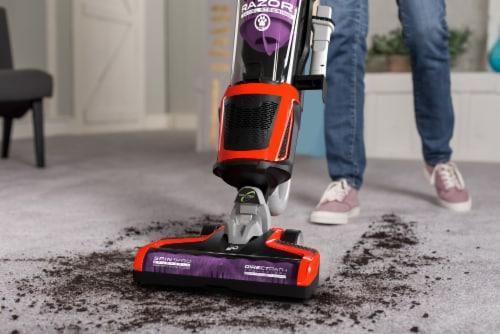 Dirt Devil Razor Vac™ Pet Upright Bagless Vacuum Cleaner Perspective: right
