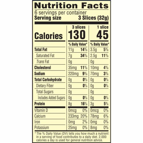 Sargento Ultra Thin Sharp Cheddar Cheese Slices 18 Count Perspective: right