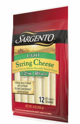Sargento Light String Cheese Perspective: right