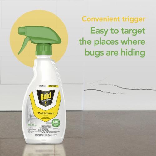 Raid® Essentials Multi Insect Killer Perspective: right