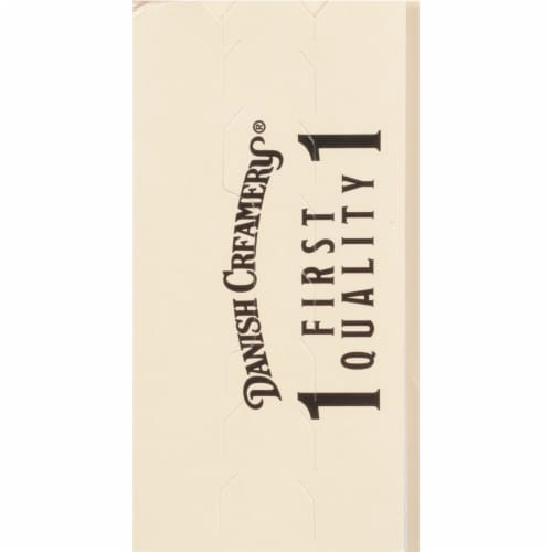 Danish Creamery Salted Butter Perspective: right
