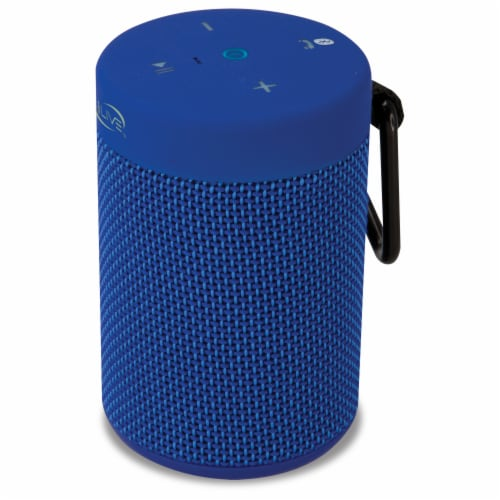 iLive Portable Waterproof Bluetooth Speaker Perspective: right