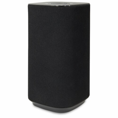 iLive Portable Bluetooth Speaker - Black Perspective: right